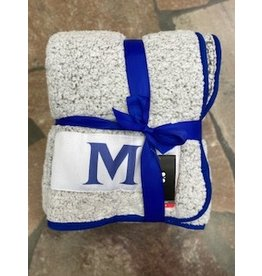 McCALLIE FROSTY FLEECE BLANKET