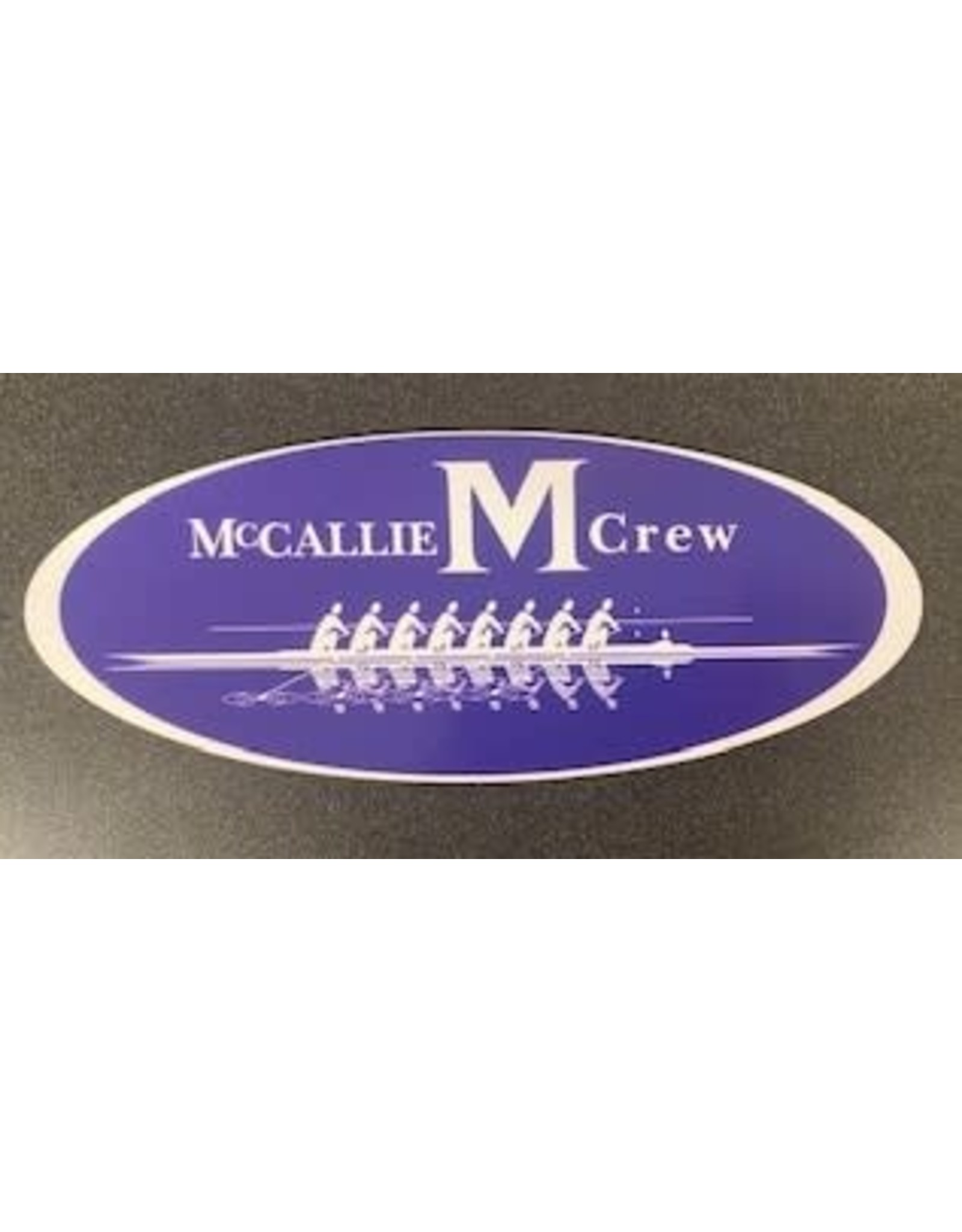 CREW CAR MAGNET