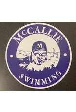 SWIMMING CAR MAGNET