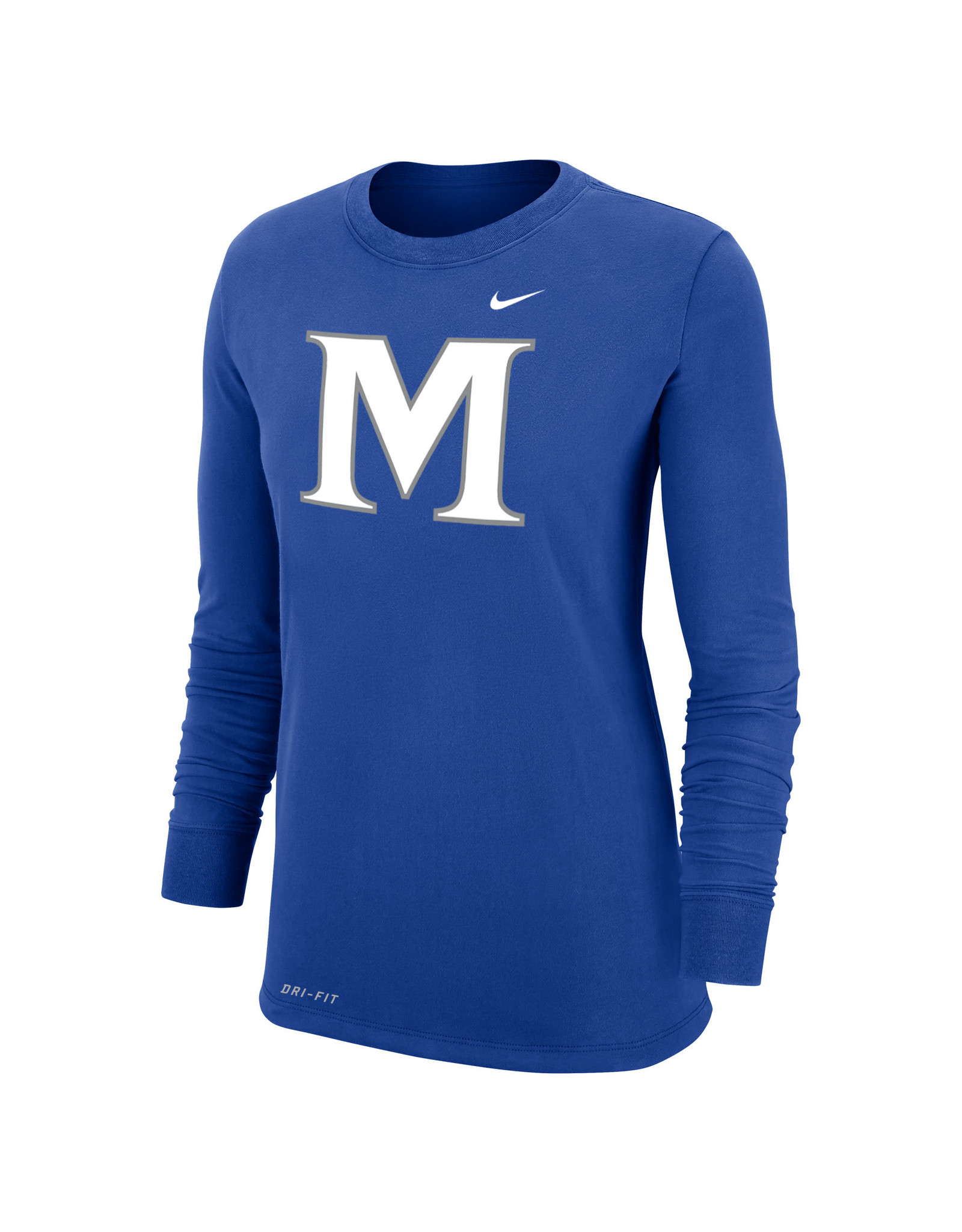 WOMEN'S NIKE COTTON LS SHIRT
