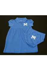 INFANT ROYAL FRIDAY POLO DRESS