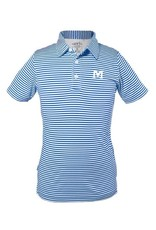 YOUTH STRIPED POLO