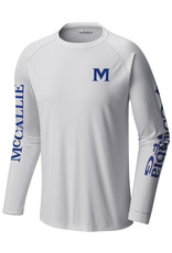 COLUMBIA COLUMBIA DRI-FIT LONG SLEEVE SHIRT