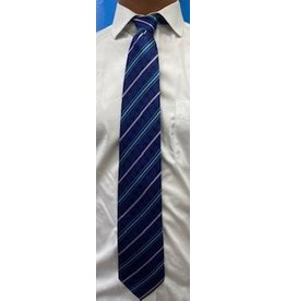 SHADOW M SILK TIE