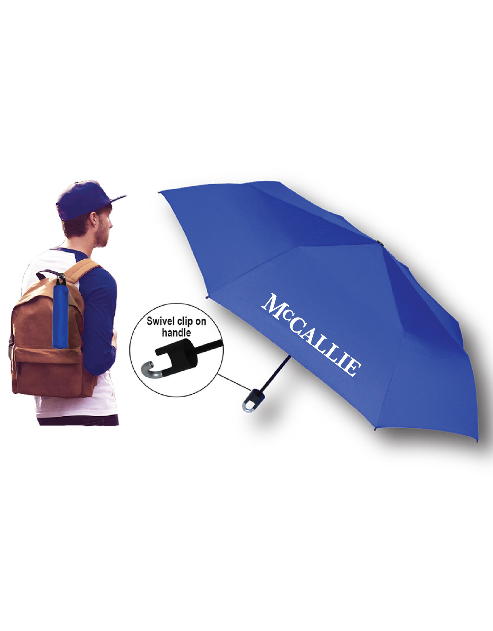 MINI CLIP UMBRELLA