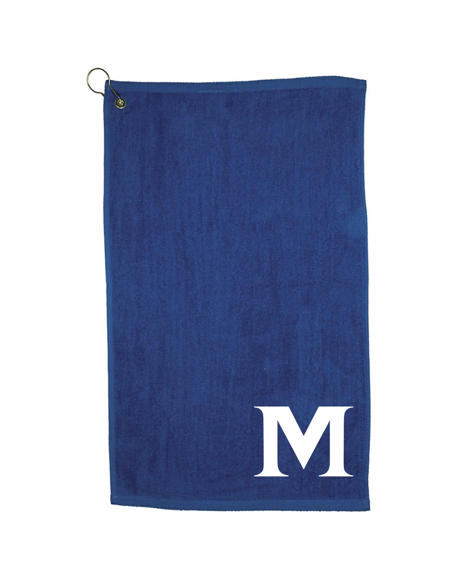 GOLF TOWEL WITH HOOK