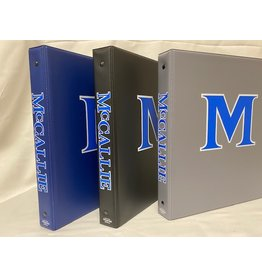 McCALLIE BINDER