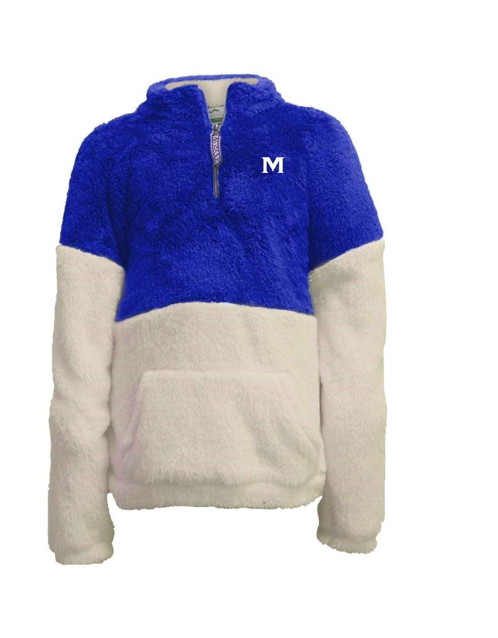 YOUTH DOUBLE PLUSH PULLOVER