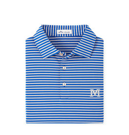 PETER MILLAR STRIPED POLO