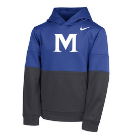NIKE YOUTH NIKE THERMA BLOCK HOODIE