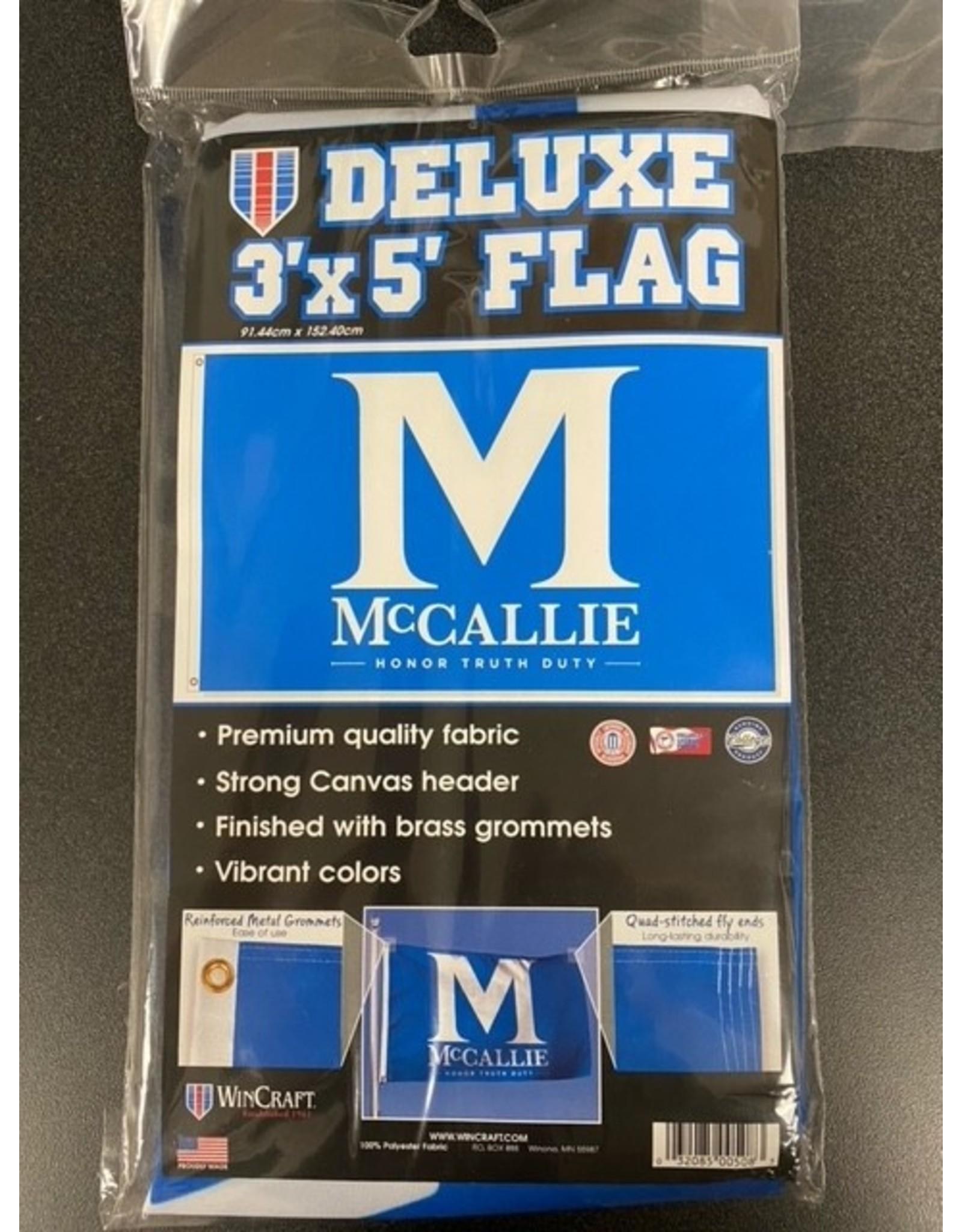 MCCALLIE FLAG 3' X 5'