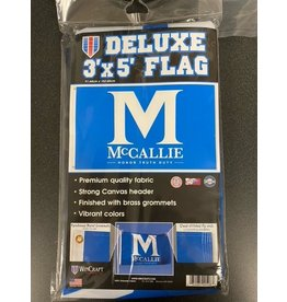 MCCALLIE FLAG 3' X 5'