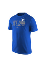 NIKE WE ARE MCCALLIE T-SHIRT