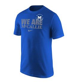 NIKE WE ARE MCCALLIE T-SHIRT
