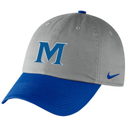 NIKE YOUTH ADVISOR CAP Pewter\Blue