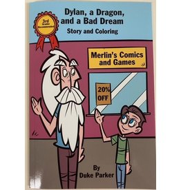 DYLAN, A DRAGON, AND A BAD DREAM