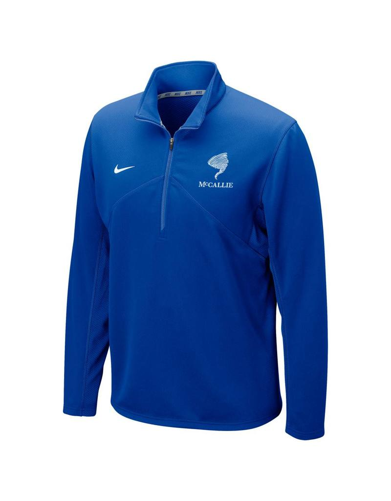 NIKE NIKE DRI-FIT TRAINING PULLOVER