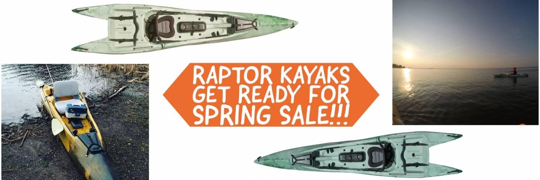 Raptor Kayaks