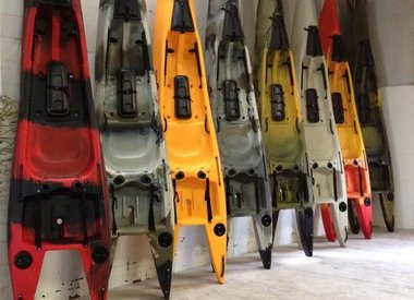 Kayaks and accessories