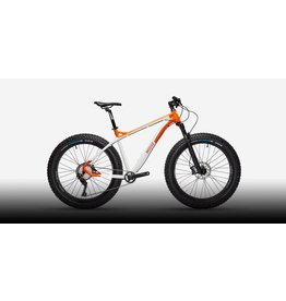 Moose Bicycle Rental Fleet Sale - 2018 Fat Bike 3 (lightly used) - BeaverGuards and Frame Bag included