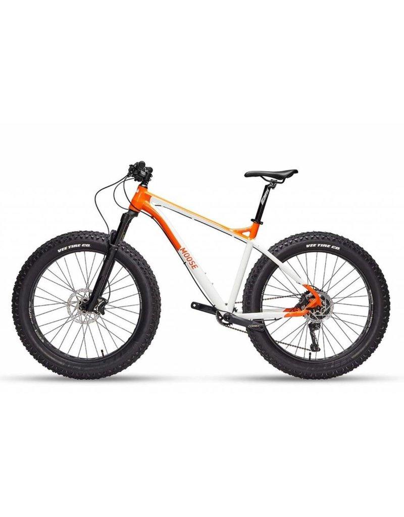 Moose Bicycle Rental Fleet Sale - 2018 Fat Bike 3 (lightly used) - BeaverGuards and Frame Bag included