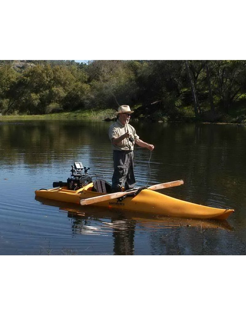 Santa Cruz Kayaks Raptor G1 Sit on Top Kayak