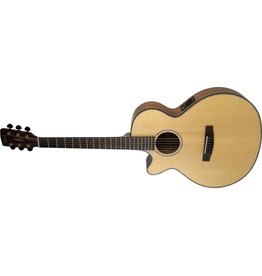 Cort SFXE Solid Spruce Top Left Handed