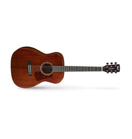 Cort Cort L450CL All Mahogany + Pick Up