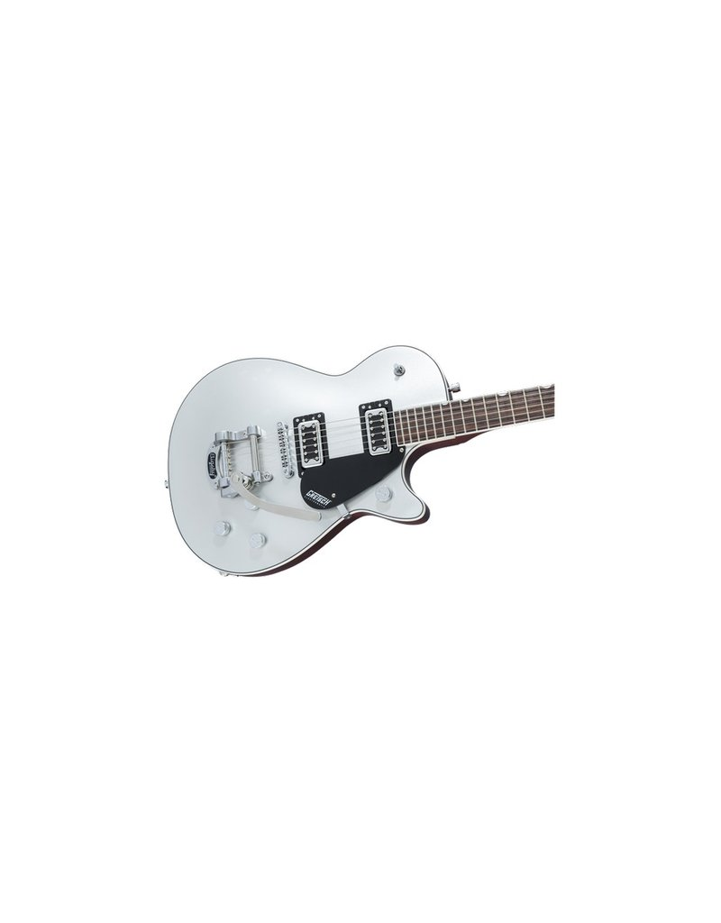 Gretsch G5230T Electromatic Jet  w/ Bigsby, Airline Silver