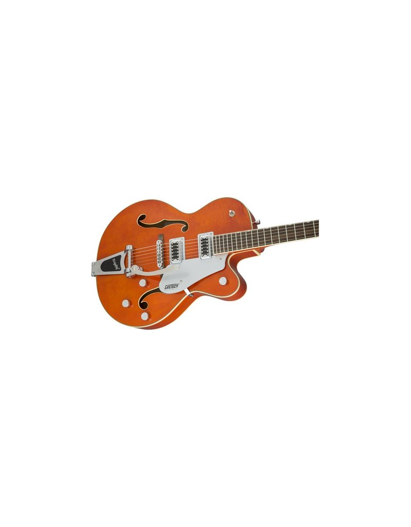 Gretsch Gretsch G5420T ElectromaticHollow Body Single-Cut w/ Bigsby, Orange Stain