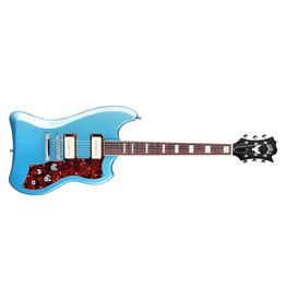 Guild T-Bird P90 In Pelham Blue