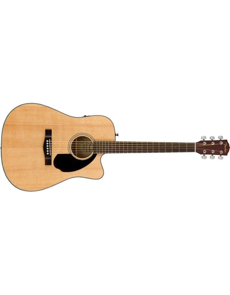 Fender CD-60SCE Classic Design Dreadnought