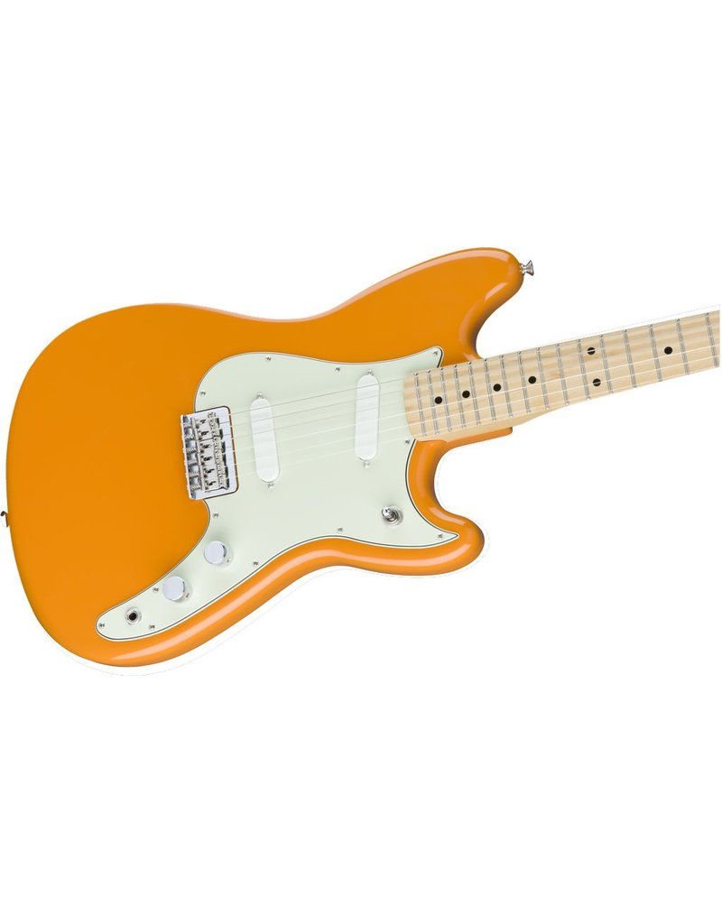 Fender Duo-Sonic, Capri Orange