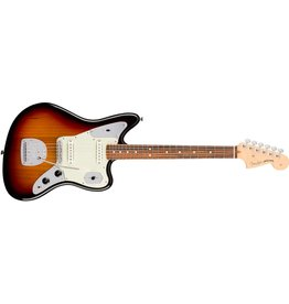 Fender American Pro Jaguar, 3-Color Sunburst<br /> American Pro Jaguar®, Rosewood Fingerboard, 3-Color Sunburst