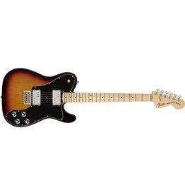 Fender '72 Telecaster Deluxe, 3-Color Sunburst