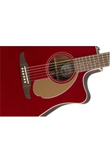 Fender Redondo Player, Candy Apple Red