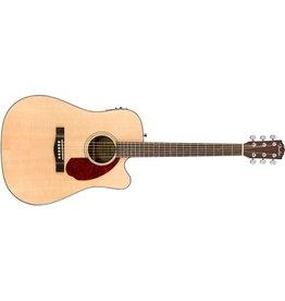 Fender CD-140SCE w/ Case, Natural