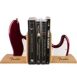 Fender Fender Bass Body Bookends, Red