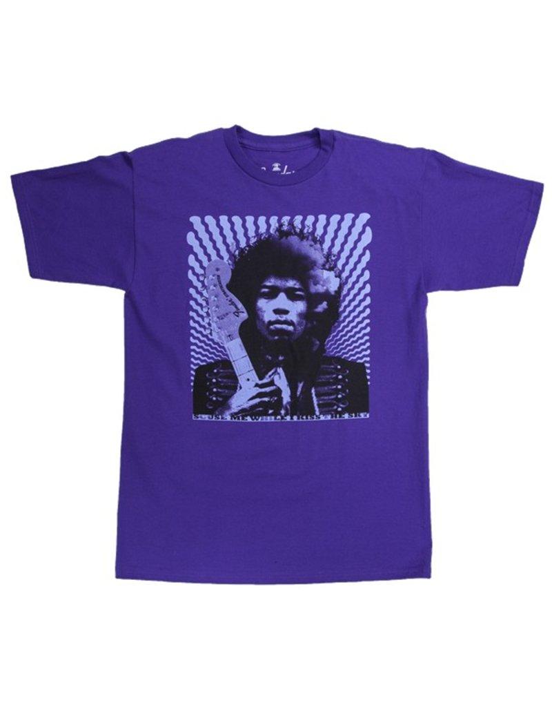 Fender Fender Jimi Hendrix Kiss The Sky T-Shirt