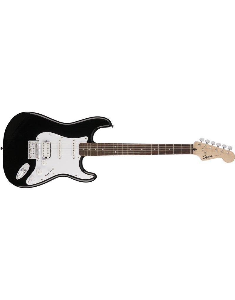 Squier Bullet Stratocaster HSS, Black