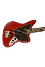 Squier Vintage Mod SS Jaguar Bass, Candy Apple Red