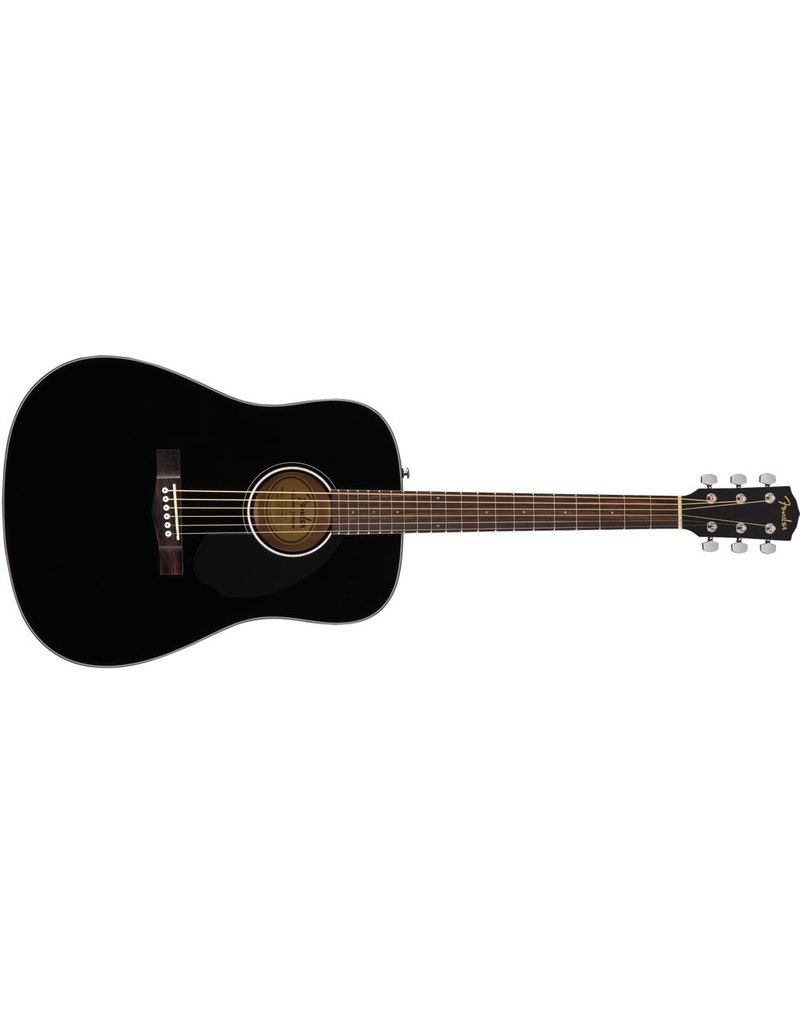 Fender CD-60S, Black