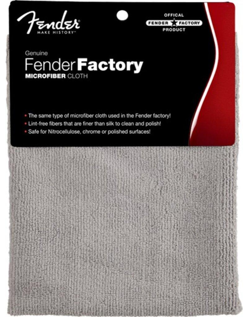 Fender Fender Factory Microfiber Cloth