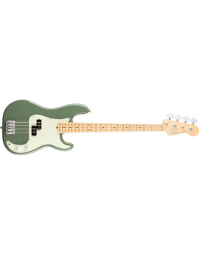 Fender American Pro Precision Bass, Antique Olive