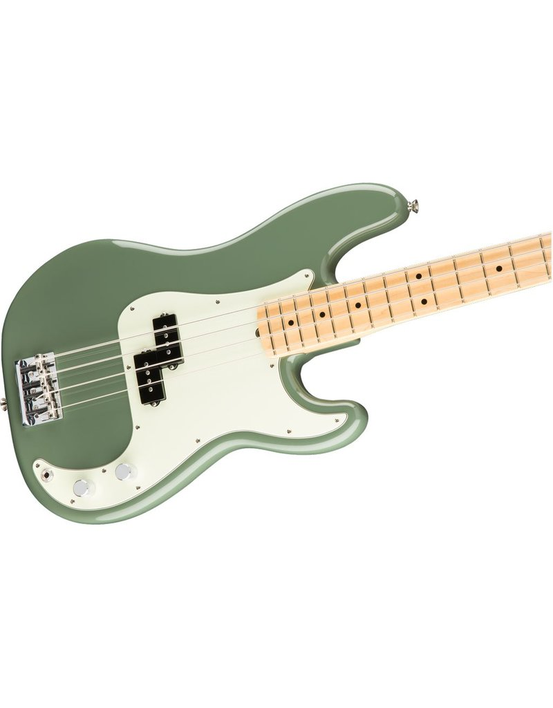 Fender American Pro Precision Bass, Antique Olive