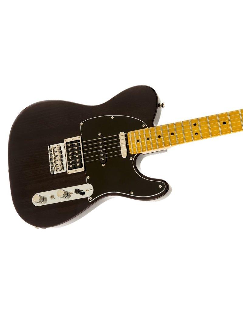 Fender Modern Player Telecaster, Charcoal Transparent