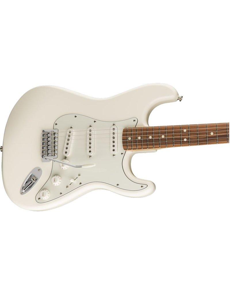 Fender Standard Stratocaster, Arctic White