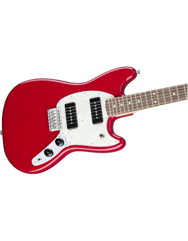 Fender Mustang 90, Torino Red