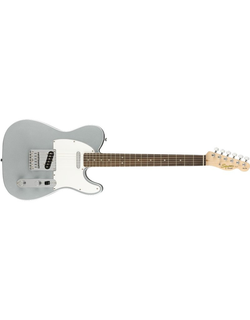 Squier Affinity Telecaster, Slick Silver