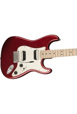 Squier Contemporary Stratocaster HH, Dark Metallic Red